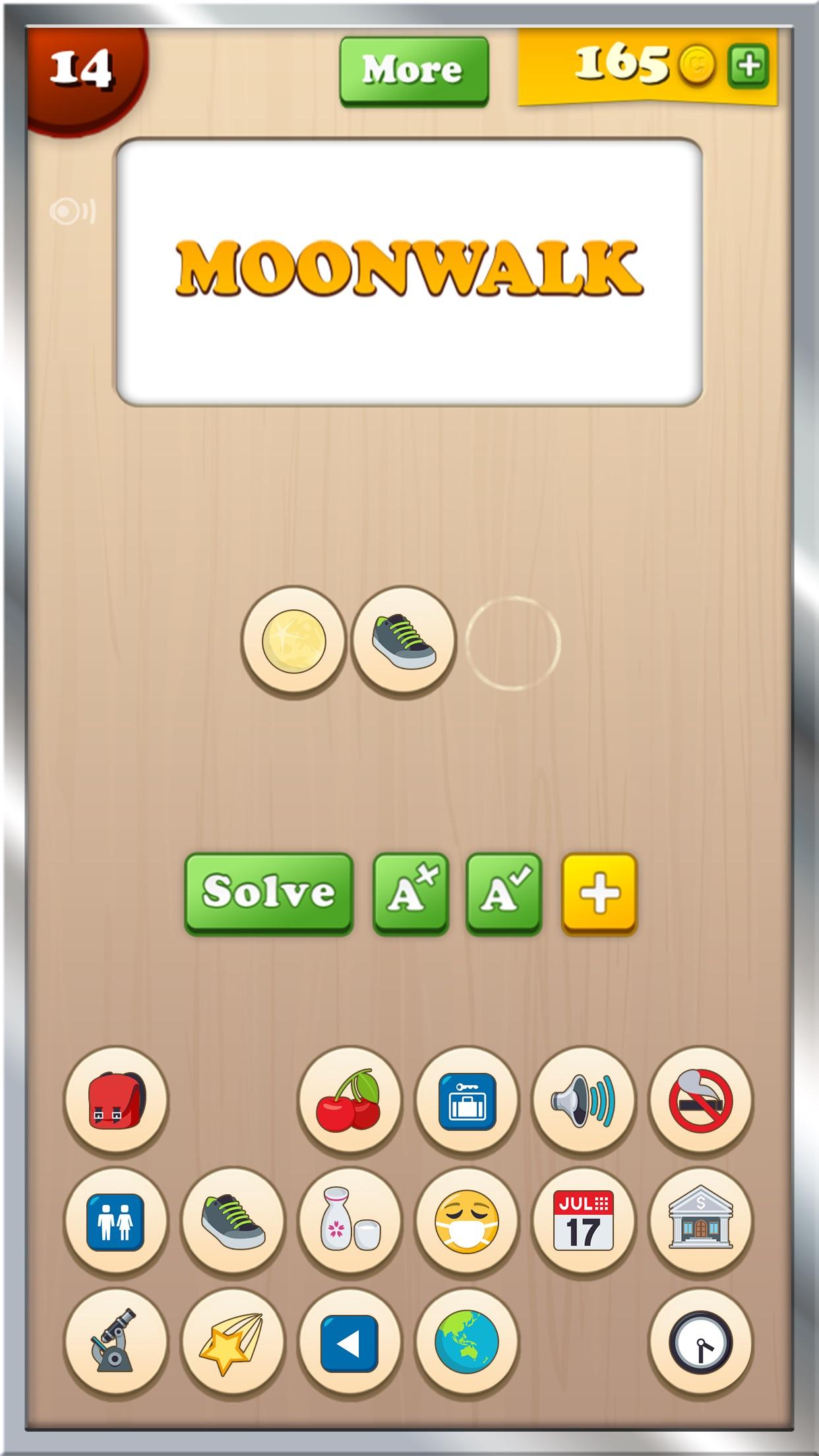 Emoji Games - Find the Emojis - Guess Game Screenshot
