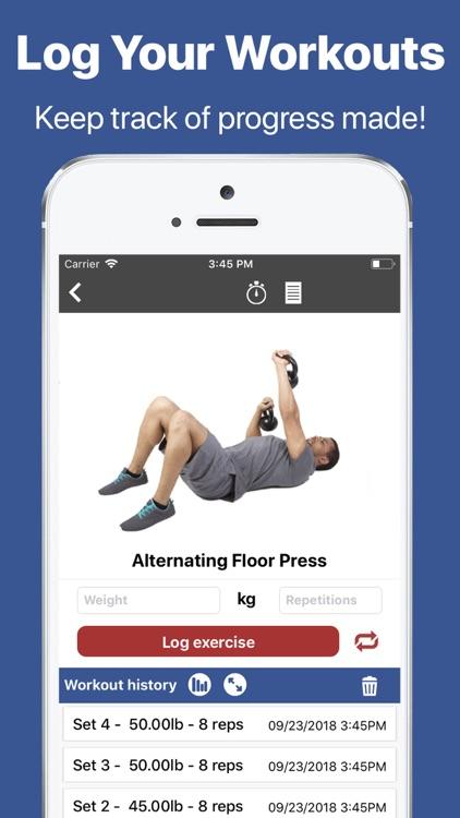 Gymster+ Gym Tracker & Macros screenshot-3