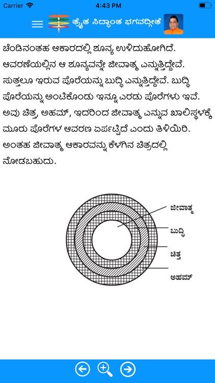 Bhagavadgeethe (Kannada) screenshot-4