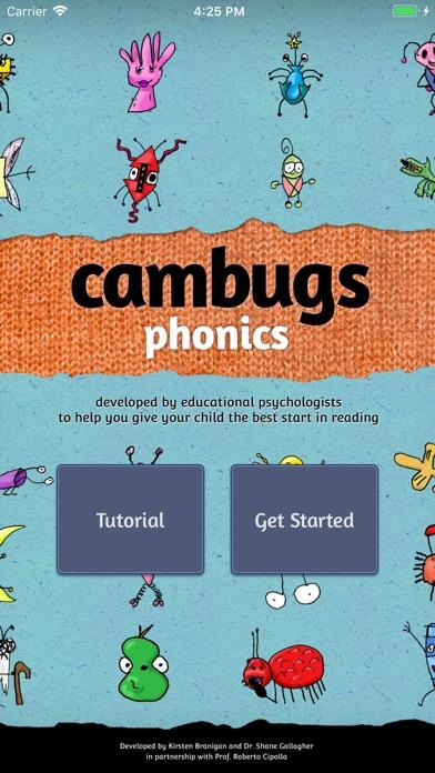 Cambugs 2: Phonics Screenshots