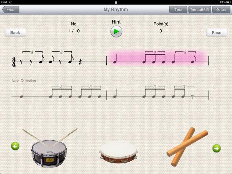 My Little Rhythm HD screenshot-3