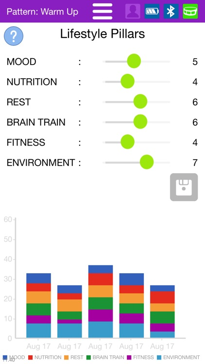 FocusBand NeuroSelfCare screenshot-5