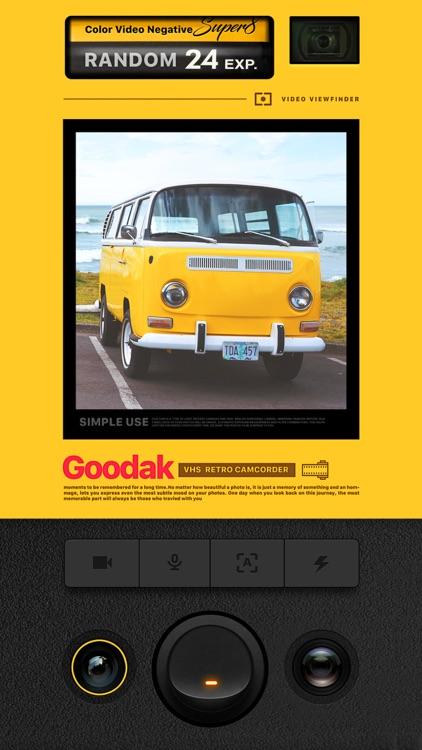 Goodak Video - Retro Camcorder
