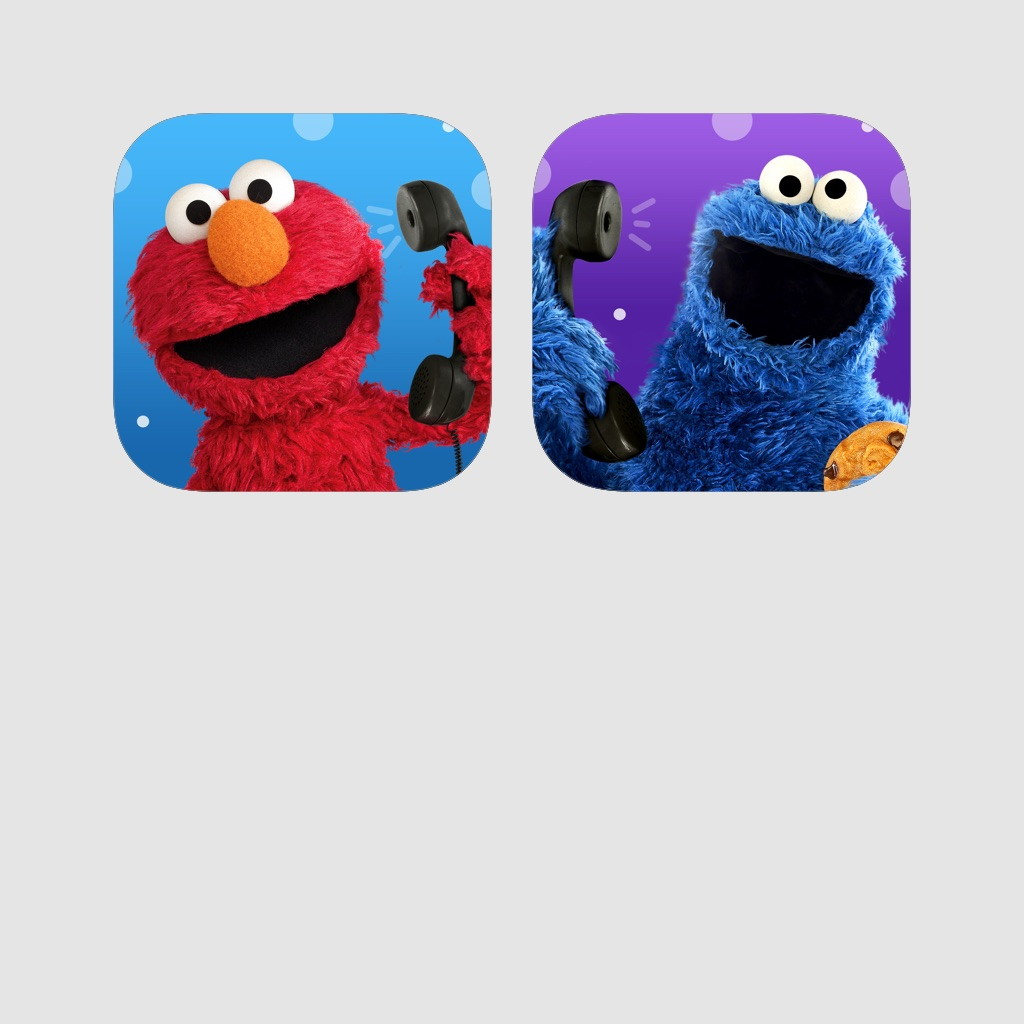 Elmo and Cookie Calls Bundle