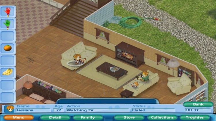 Virtual Families Lite screenshot-2