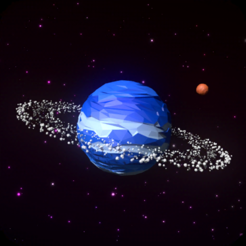 God's Orbits - Gravity Puzzles