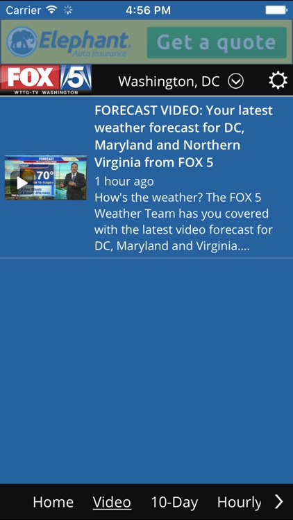 FOX 5 Weather