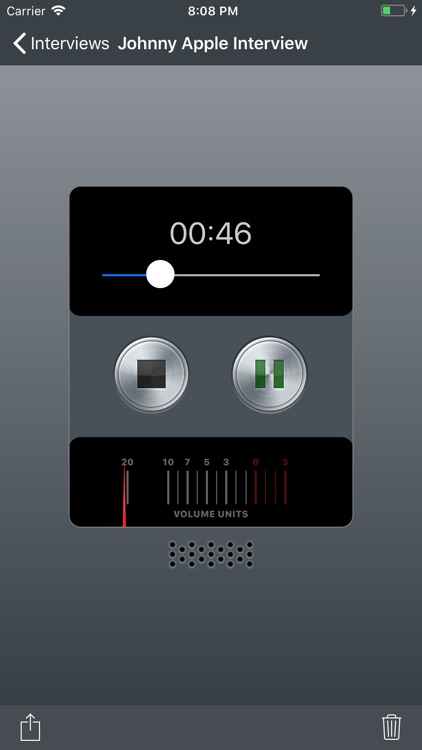 Record - Voice Recorder screenshot-3