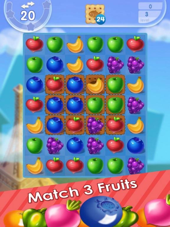 Amazing Fruit-Magic Fun screenshot 5