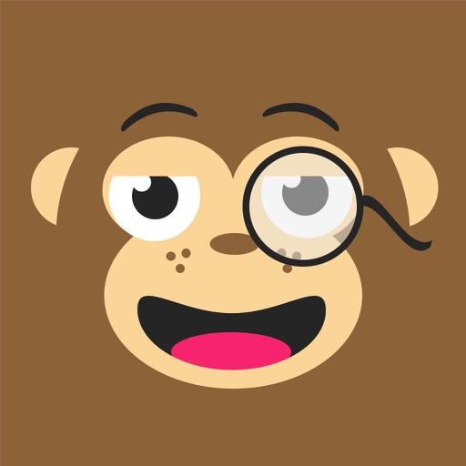 Monkey Monkey Emoji