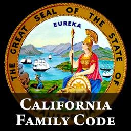 CA Family Code 2018