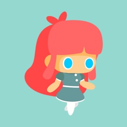 Cute Girl Dash Blocks Edition