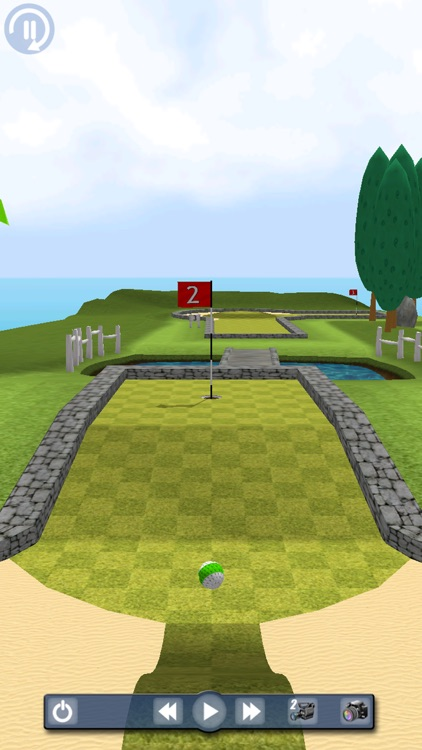 My Golf 3D screenshot-4