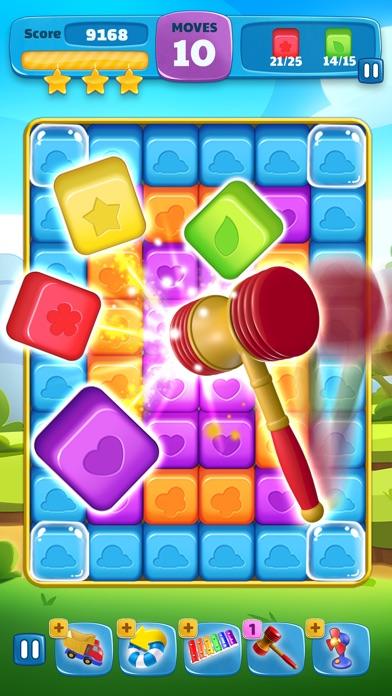 Cube Rush Adventure screenshot 3