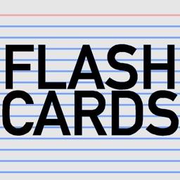 Flashing Cards