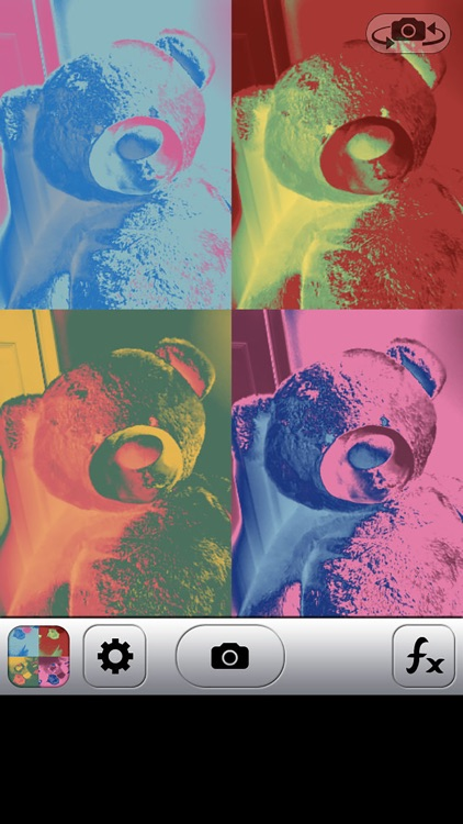 CamWow - Camera booth effects!