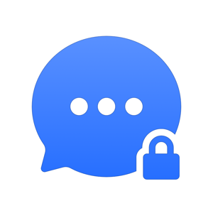 Lock Talk - Safe Chats ios app