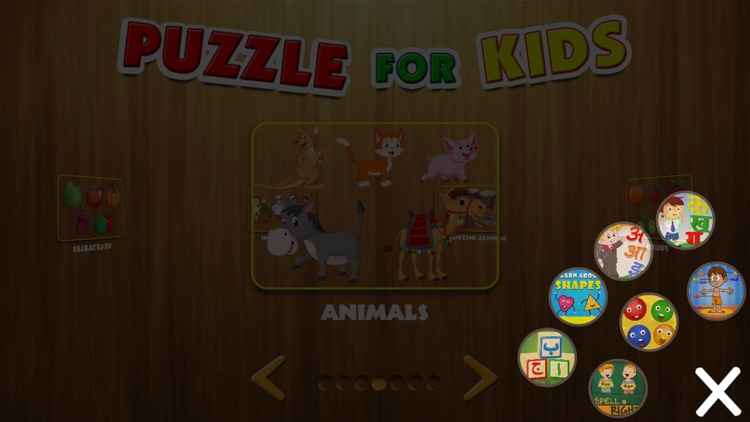 Puzzle 4 Kids screenshot-4