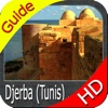 Djerba (Tunis) HD GPS Charts