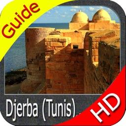 Djerba (Tunis) HD GPS Chart