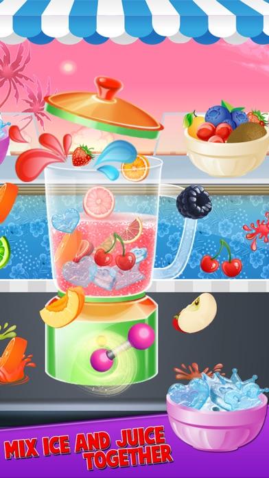 氷 メーカー スラッシュ フローズン デザートのスクリーンショット3