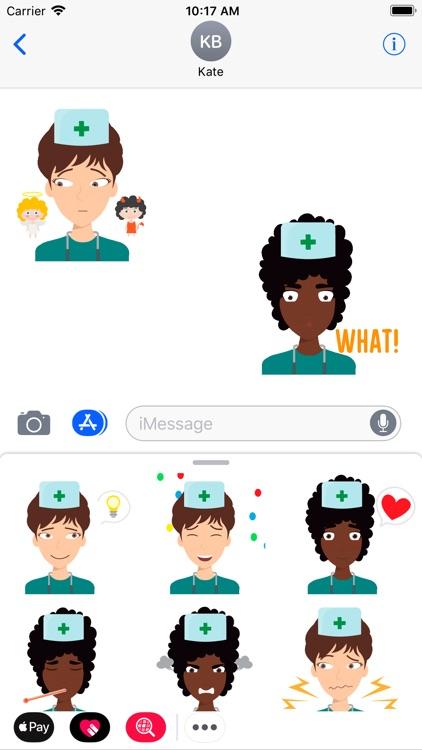 Nursemoji PRO Animated Emoji