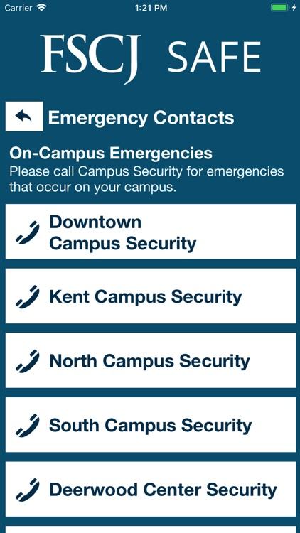 FSCJ Safe by Florida State College at Jacksonville