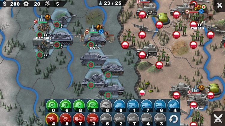 World Conqueror 4 screenshot-3
