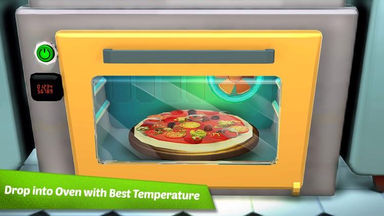 Pizza Maker 3d : Cooking Game screenshot-3