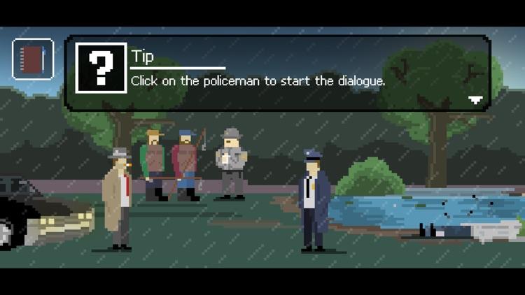 Detective Time screenshot-0