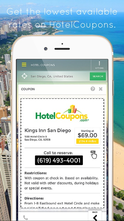 HotelCoupons screenshot-3