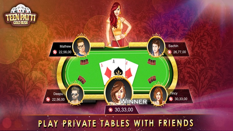 Teen Patti Gold Rush -  Poker screenshot-4