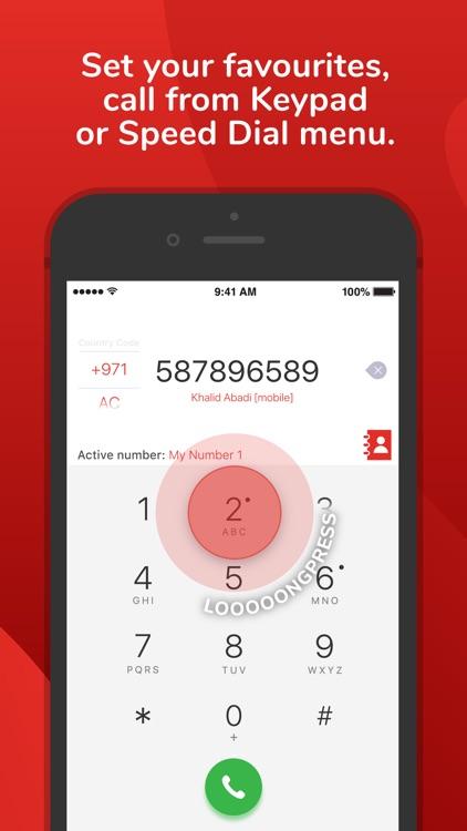 CallNow by Oceanfone screenshot-3
