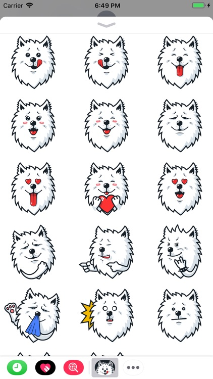 Samoyed Fram screenshot-3