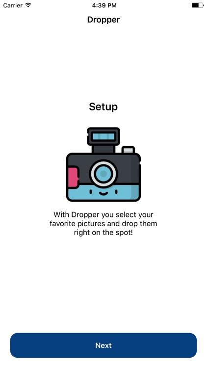 Dropper! - Social Network