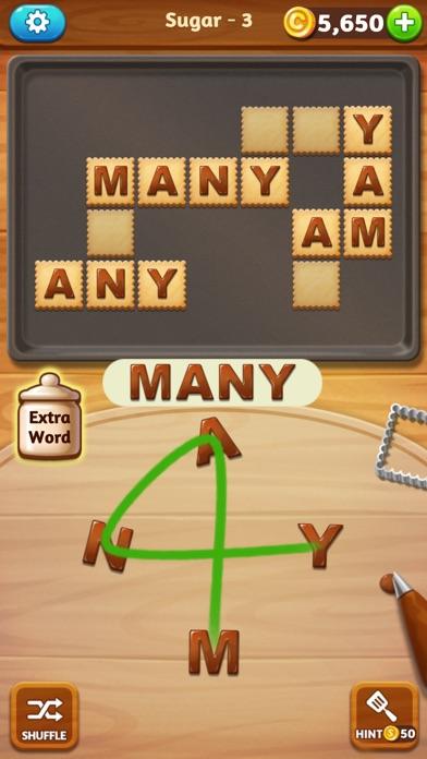WordCookies Cross screenshot 1