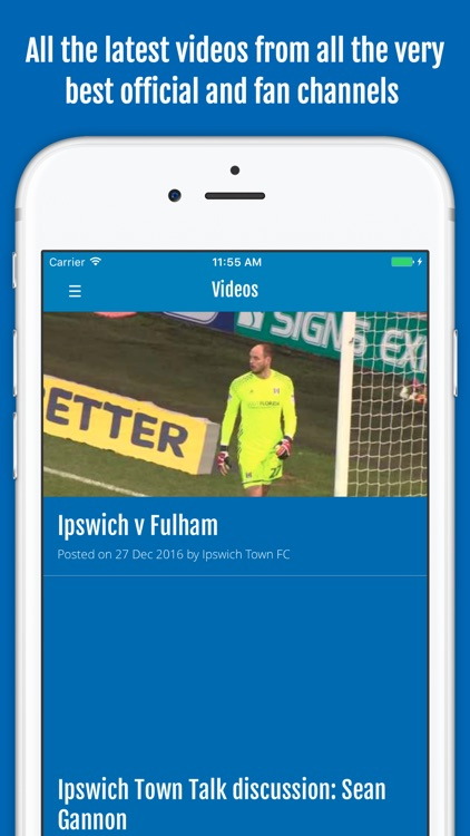 FN365 - Ipswich Town News Edition screenshot-3