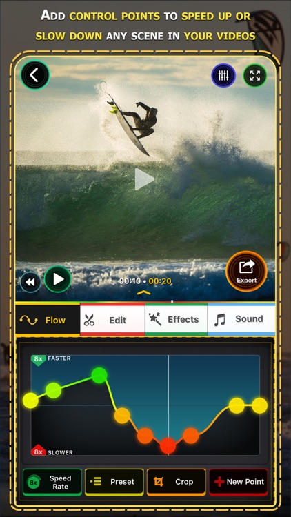 Flow Speed Control Pro screenshot-3