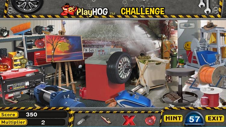 Car Wash Hidden Objects Games