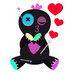 Voodoo Stickers for iMessage