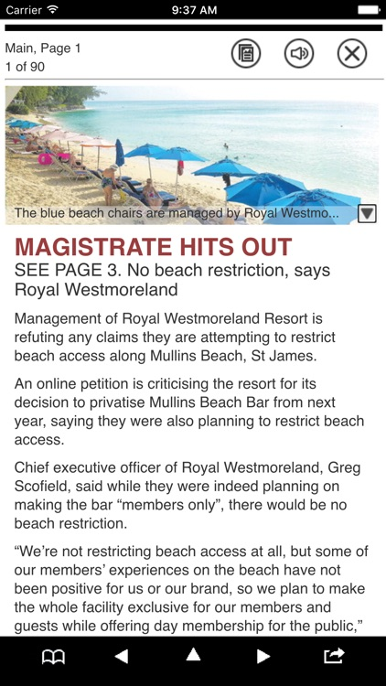 Barbados Nation News screenshot-3