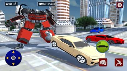 Limo Transformation Robot -Pro Screenshot 5