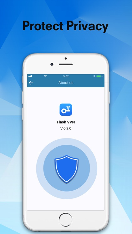 Flash VPN -Unlimited VPN Proxy screenshot-4