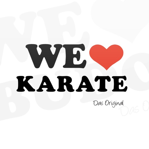 We love Karate