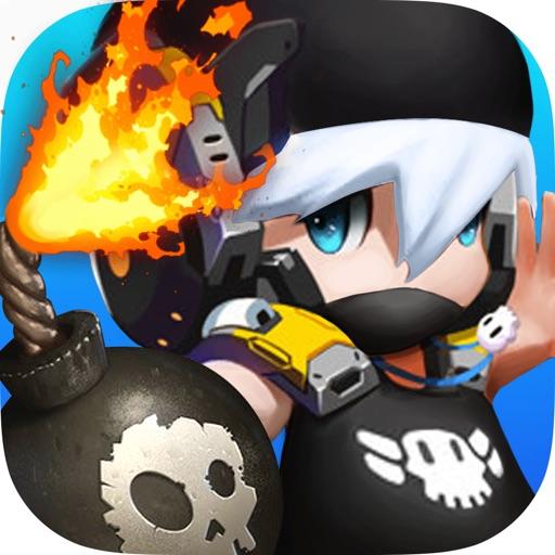 Pocket Bomber Blast Heroes