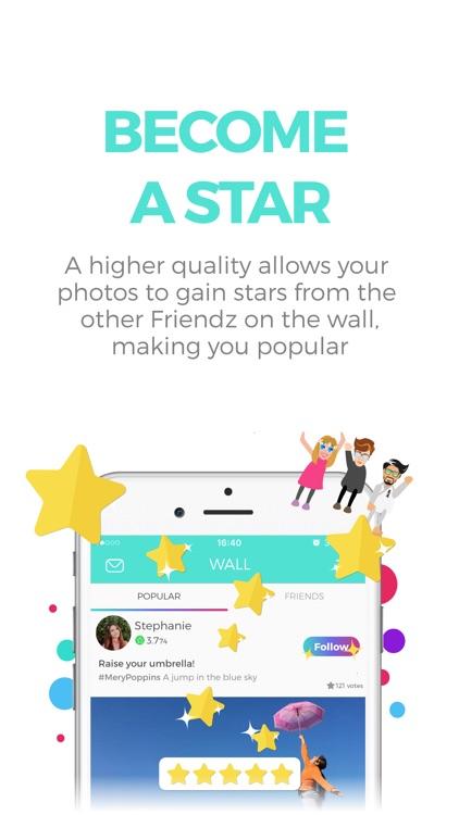 Friendz screenshot-4