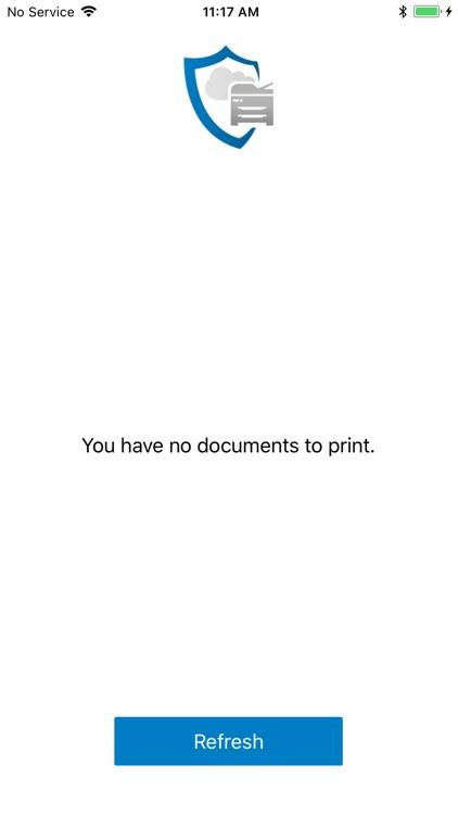 Consult: Secure Print screenshot-4
