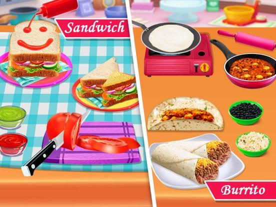 Fast Food - Cooking Game screenshot 9