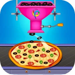 Pizza Factory - Pizza Cooking Game
