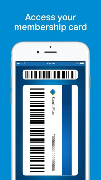 Sam's Club: Wholesale Savings screenshot-0